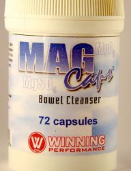 cleanse old fecal mater from the bowel and improve bowel function