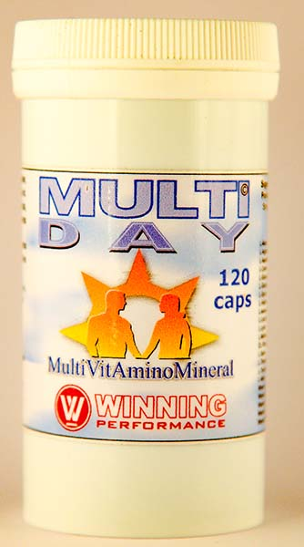 A complex synergy of vitamins, minerals and amino acids.