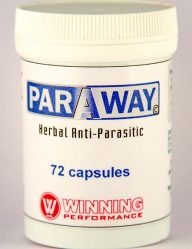 natural herbs that have proven to be effective against parasites