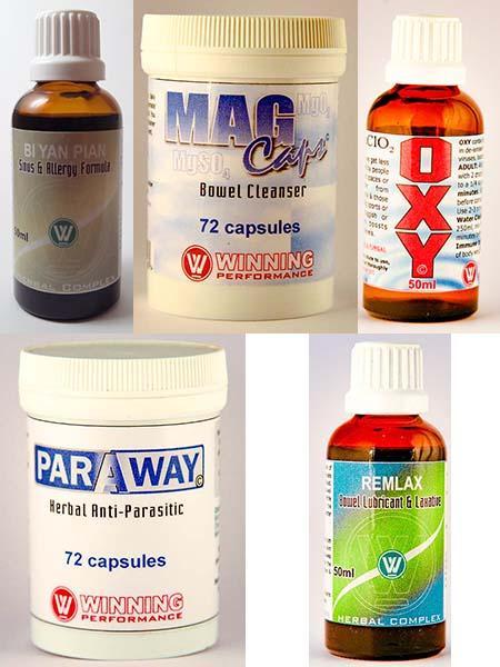 histamine relief
