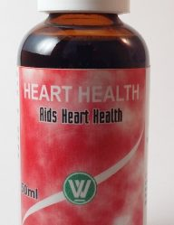 A unique blend of herbs that have shown to be effective in assisting the heart.